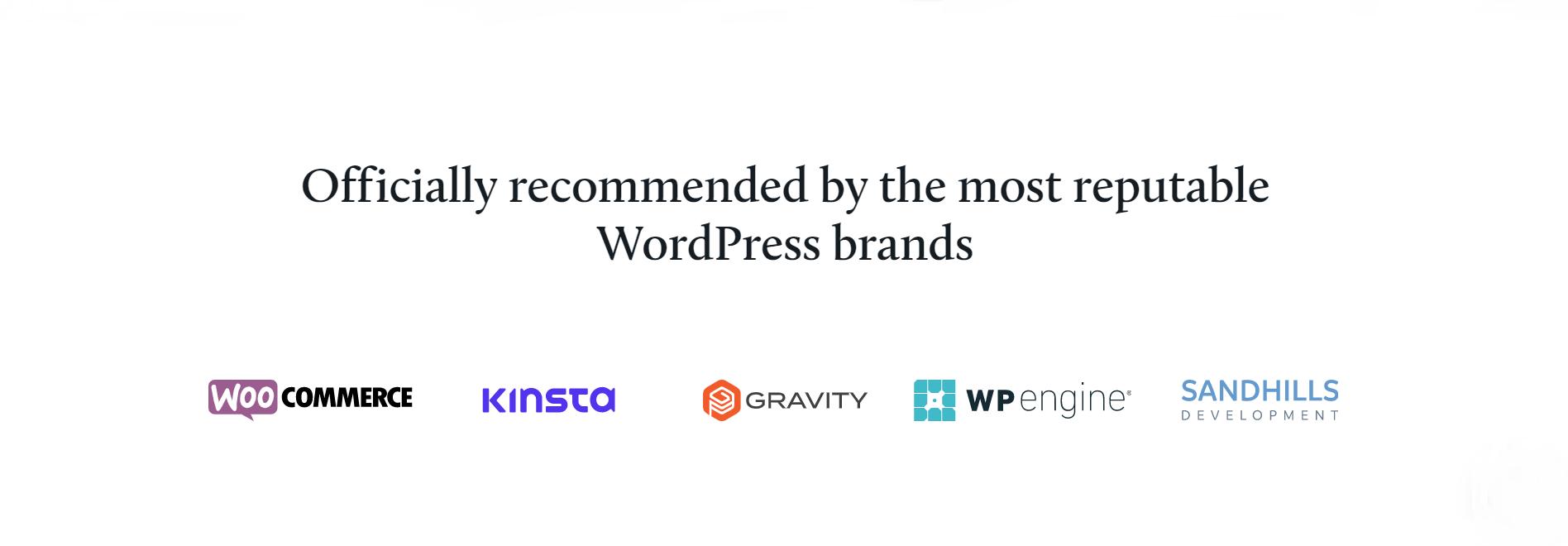 WordPress recommendations